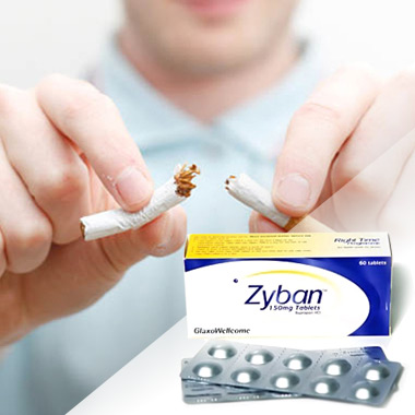 Zyban para dejar de fumar