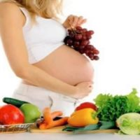 dieta para embarazadas