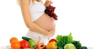 Beneficios de los alimentos en el embarazo