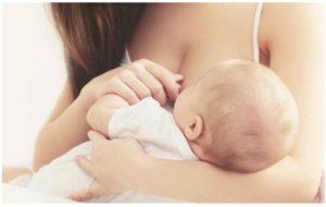 Alimentos recomendados durante la lactancia materna