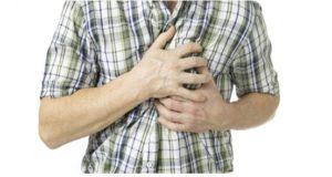 Características de la angina de pecho