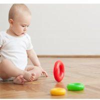 Etapas de la capacidad motora del bebé